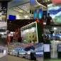 融创方圆大尺寸触控显示设备应用各大展会